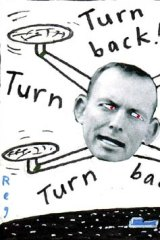 Done deal: Tony Abbott will find it impossible to reverse the Gonski reforms.