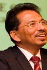 Farok Abdul Majeed.