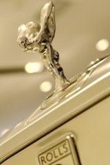 On a roll ... Rolls Royce has posted its best sales in 18 years.