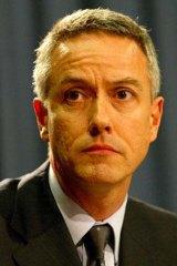 NSW Ombudsman Bruce Barbour.
