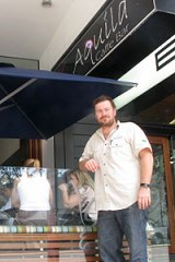 Eagle Street businessman Ben Brown.