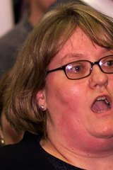 ASU national secretary Linda White.