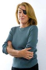 Marie Colvin ... always got involved.