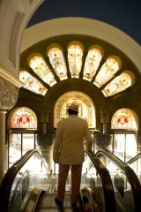 """""""It's one of the great Victorian-period buildings of the southern hemisphere"""" ... Barry Humphries on the QVB."""