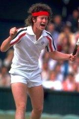"""You cannot be serious"" ... John McEnroe."