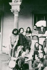 Labassa's occupants in the 70s.