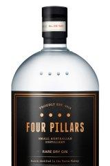 Four Pillars Gin.