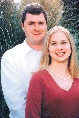 David 'Gabe' Watson and Tina Watson.