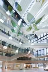 The Royal Children's Hospital by Bates Smart was named World's Best Health Building, by the World Architecture Festival.