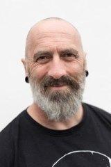 Melbourne comic artist Dean Rankine