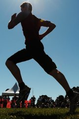 Running stimulates the brain to grow fresh grey matter and it has a big effect on mental ability, scientists have found.