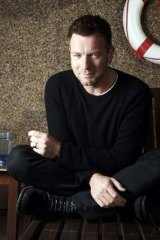 Ewan McGregor is coming to Melbourne to film <i>Son of a Gun</i>.