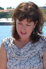 Confession ... Fremantle MLA Adele Carles.