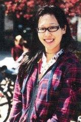 Elisa Lam ... found dead in a water tank.