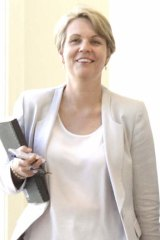 Deputy Opposition leader Tanya Plibersek.
