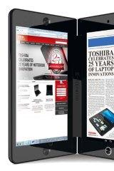 Toshiba's Libretto W10.