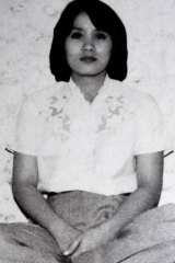 Snatched: Anocha Panjoy, a year before she was abducted.