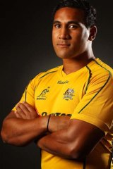 Vuna will become the 860th Wallabies player.