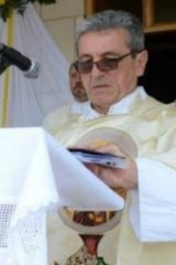 Father Mato Krizanac.