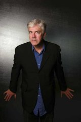 Shaun Micallef's indefinable romp, which threads influences from Dickens to Monty Python, will be released next month.