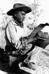 Albert Namatjira changed the way white Australia viewed the landscape.