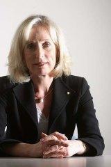 Business expertise ... Belinda Hutchinson.