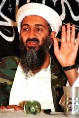 Osama bin Laden … secret links to military intelligence.