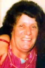 Victim: Marie Greening Zidan.
