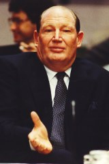 The late Kerry Packer.