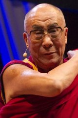 Popular: The Dalai Lama.