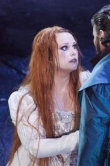 <i>I Puritani</i>: Jessica Pratt was breathtaking in the role of Elvira.