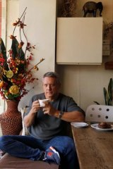 """Local: Simon Burke at Kawa Cafe in Surry Hills – """"You always feel welcome in that place."""""""