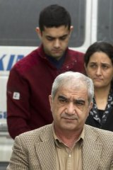 Mohammad Shafia, his wife Tooba and son, Hamed, face court