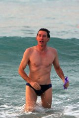 The former leader of the NSW Liberal party, Peter Debnam, was ridiculed for wearing budgie smugglers.