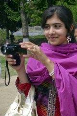 Malala Yousufzai.