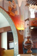 The Greek Orthodox Church in Brisbane.