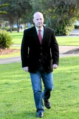 """""""This is all about opening up our party."""": John Robertson, NSW ALP leader."""