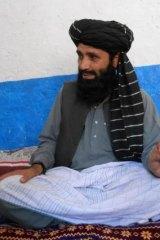 Azam Tariq, a leader of the Pakistani Taliban, announced the split in the movement.