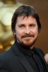 Christian Bale was originally signed-on for the role.