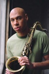 Communicator … Joshua Redman.