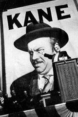 Favourite: Orson Welles in <i>Citizen Kane</i>.