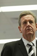 Proposing a ban on coal seam gas activity in residential  areas: Premier Barry O'Farrell.