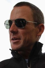 Suspicious blood values in 2009 and 2010 … Lance Armstrong.