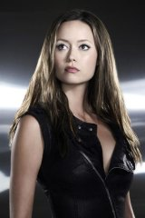 """Summer Glau: """"I'm getting to say thank you to people."""""""