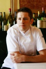 Libertine's head chef, Andre De Laine.