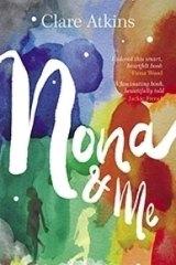 Evocative economy: Young adult novel <i>Nona and Me</i>.