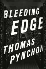 <em>Bleeding Edge</em> by Thomas Pynchon.