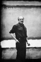 The real Mark Rothko in 1961.