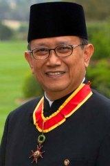 Ambassador recalled: Nadjib Riphat Kesoema.