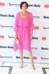 Cassandra Thorburn at The Australian Women's Weekly Women of the Future Awards on Wednesday.